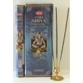 Благовония HEM, шестигранники, Lord SHIVA (Бог ШИВА)